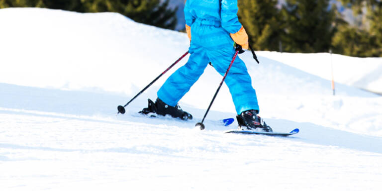 6-jähriger Bub beim Skifahren verirrt