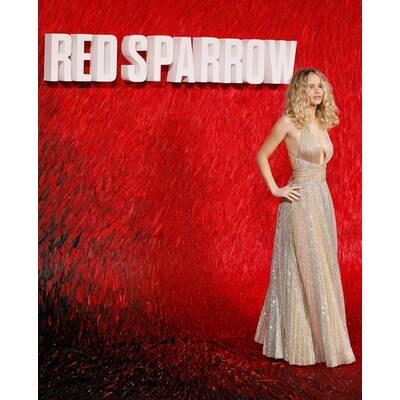 Jennifer Lawrence mit XXL-Dekolleté