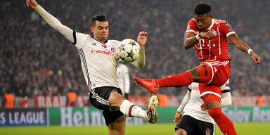 8:1 - Bayern spaziert ins Viertelfinale