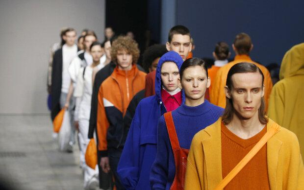 Start der Mailänder Modewoche