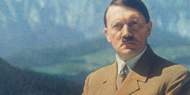 Durch diesen Tunnel soll Hitler entkommen sein