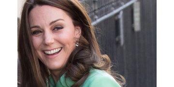 So schön schwanger!: Baby-Glow: Kate strahlt in Mint