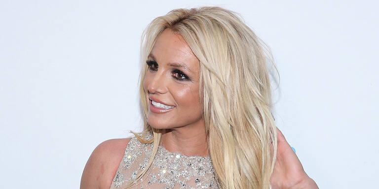 Britney Spears modelt für Kenzo