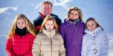 Maxima & Co.: Royals im Anflug auf Lech