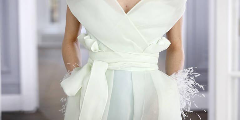 Brautkleid-Geheimnis endlich gelüftet?