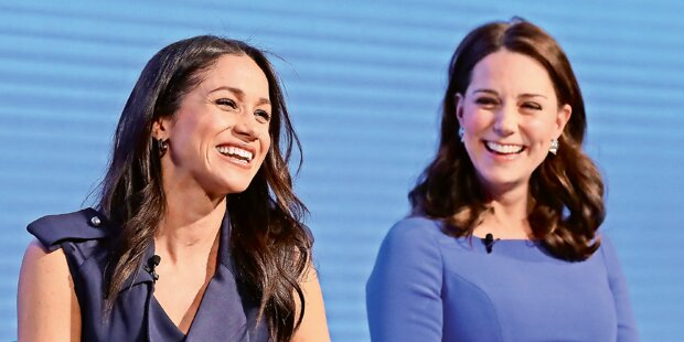 Meghan & Kate im Style-Duell