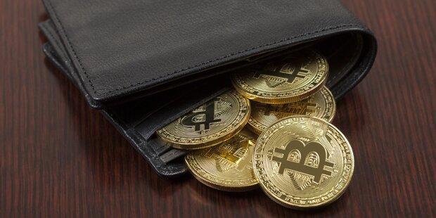 Bitcoin nähert sich wieder 9.000-Dollar-Marke