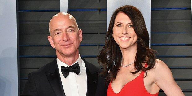 Die schmutzigen Details der Bezos-Scheidung