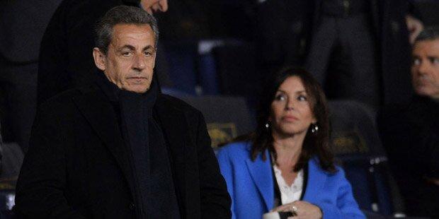 Ex-Präsident Sarkozy in Polizeigewahrsam