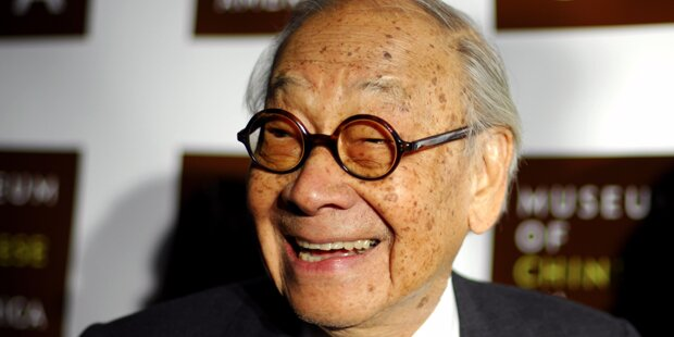 Stararchitekt Ieoh Ming Pei im Alter von 102 Jahren gestorben