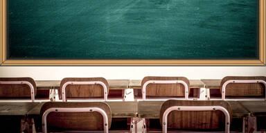 Leeres Klassenzimmer Schule Unterricht
