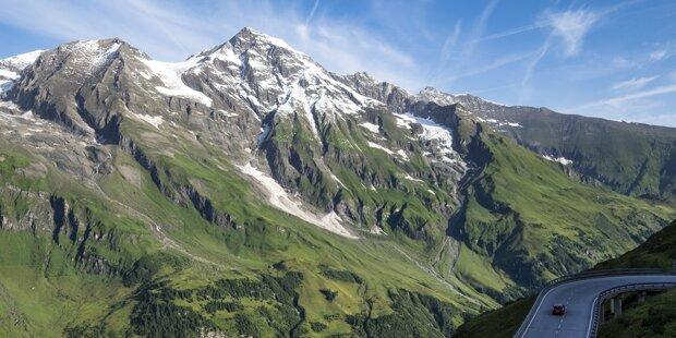 4 Bergsteiger bei Blitzschlag am Großglockner verletzt
