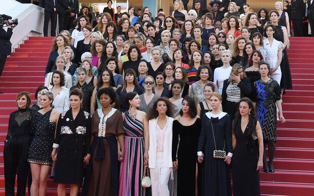 Starkes Zeichen in Cannes