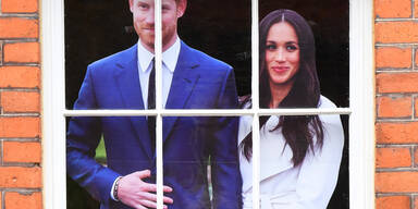 Meghans Kleid: Das ist royale Pflicht