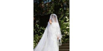 Slideshow: Royal Wedding: Meghans Traumkleid