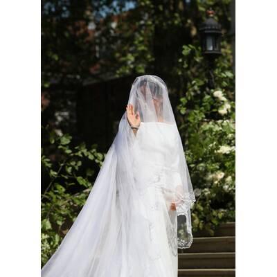 Royal Wedding: Meghans Traumkleid
