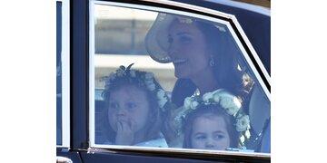 Slideshow: Kate: Wedding-Fauxpas
