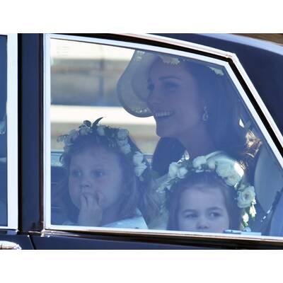 Kate: Wedding-Fauxpas
