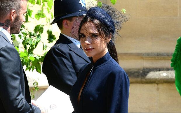 Das sagt Victoria Beckham zum Brautkleid