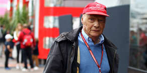 Niki Lauda aus Klinik entlassen