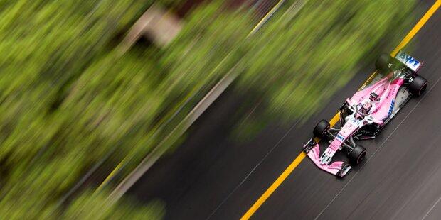 Formel 1: Knalleffekt bei Force India
