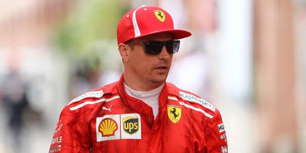 Kimi Räikkönen des sexuellen Missbrauchs beschuldigt