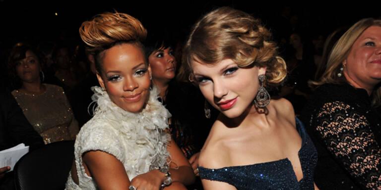 Rihanna: Taylor Swift ist ein Vorbild