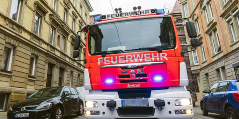 Explosion in Berliner Bar - Drei Schwerverletzte