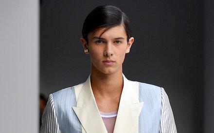 Dänemarks Model-Prinz Nikolai