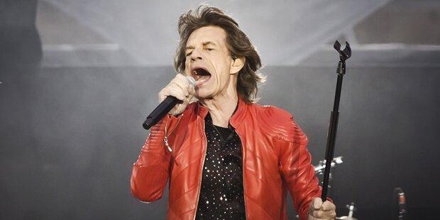 Jetzt fix! Jagger gibt sein Comeback am 21. Juni