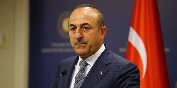 Türkischer Außenminister ätzt gegen Kurz