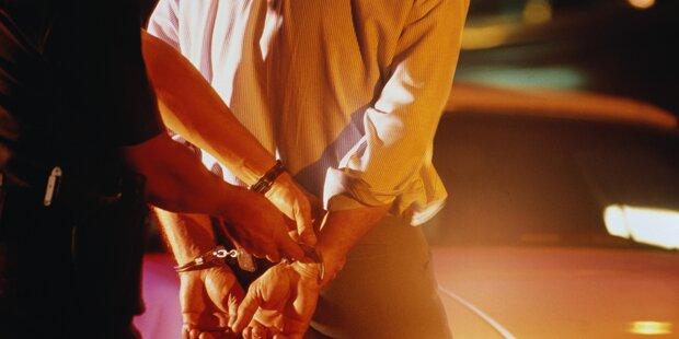 20-Jähriger nach versuchter Vergewaltigung in Haft