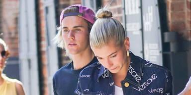 Überraschung: Justin Bieber und Hailey sind verlobt!