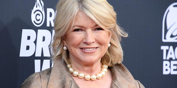 US-Kochikone Martha Stewart entwickelt Cannabis-Produkte