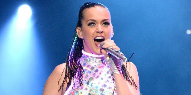 Feuerwehr-Einsatz bei Katy Perry-Show