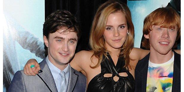 Harry Potter spielt 104 Mio. Dollar ein!