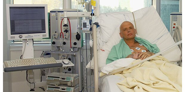 Litwinenko-Tod wird verfilmt