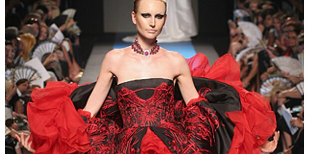 Die Couture Trends aus Rom