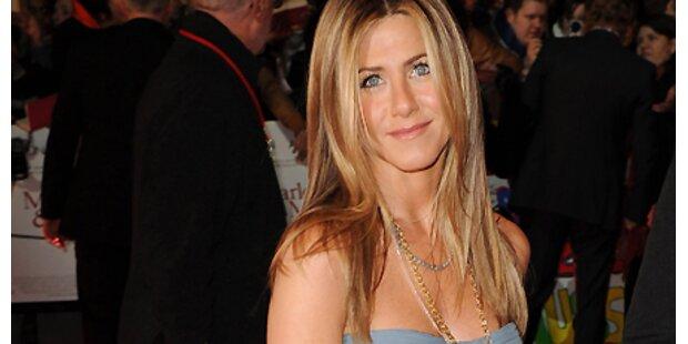 Eindeutig:  Aniston soll Bondgirl werden