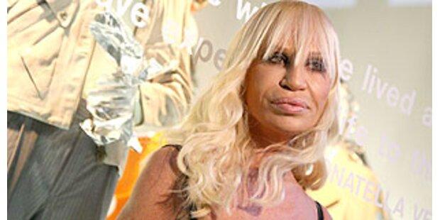 Was ist mit Donatella Versace passiert?
