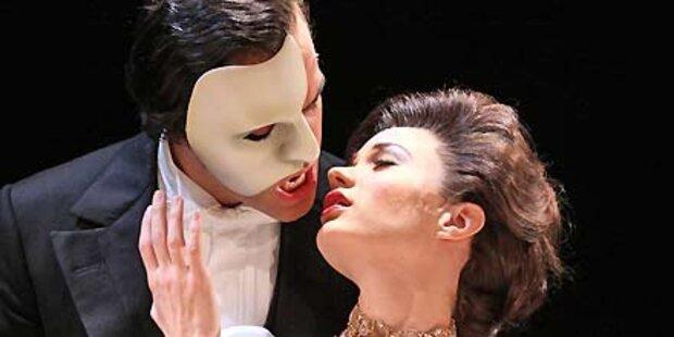 Kitschorgie bei Phantom der Oper 2