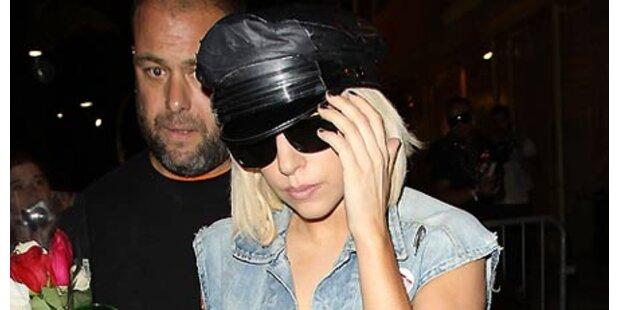 Lady Gaga: Zusammenbruch wegen Fan!