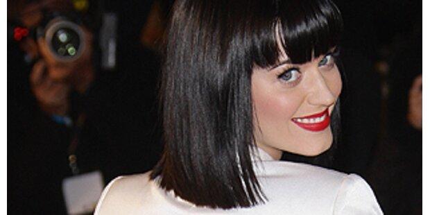 Mädchenküsserin Katy Perry will Mode machen