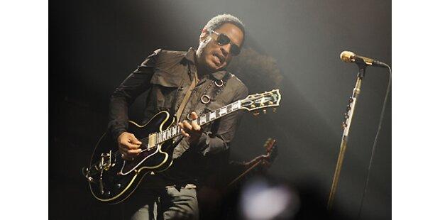 Kravitz über Obama, Sarkozy und Musik