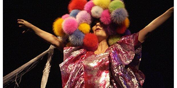 Björk kann sich einfach alles leisten