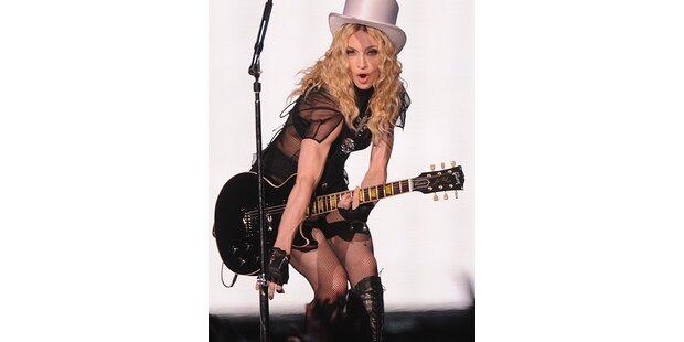 Madonna-Trendsetterin und Stilikone mit 50