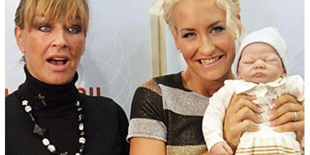 Sarah Connor und Mum machen Babies und Mode