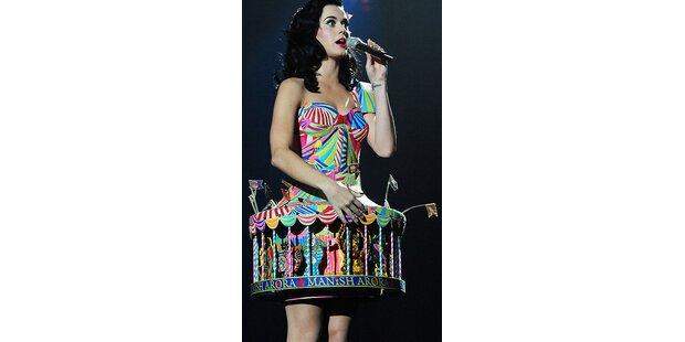 Katy Perry-fleischgewordenes Pin-up-Girl