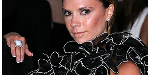 Victoria Beckham kam als sterbender Schwan