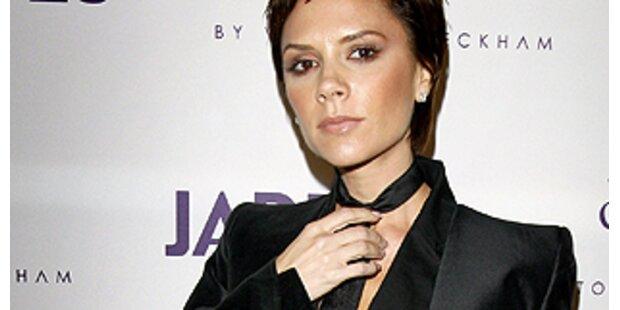 Victoria Beckham vetraut ihrem David nicht